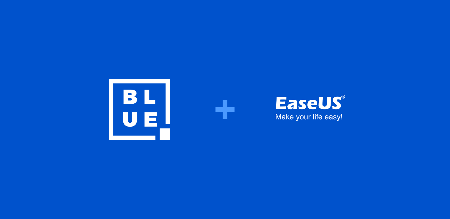 EaseUS Partnership Announcement